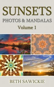 Sunsets Photos And Mandalas New Book By Beth Sawickie